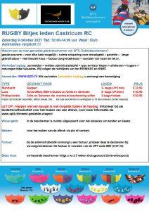 Castricum 9-10-2021 flyer